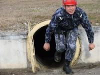Elevii jandarmi din anul II au avut un nou stagiu de pregătire