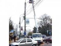 Întreţinerea şi repararea sistemului de iluminat public, contract de 650.000 lei