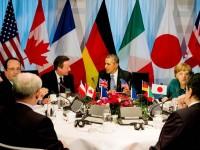 G7 condiţionează ridicarea sancţiunilor împotriva Moscovei de respectarea acordurilor de la Minsk