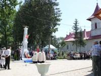 Şi la Dolhasca, Ziua eroilor a fost celebrată cu flori şi cântec