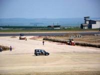 Lucrările avansează pe Aeroportul Suceava