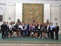 Membrii ATID Suceava au desfăşurat un stagiu de practică în Parlamentul României