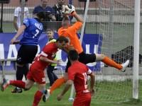 Rapid Suceava a pierdut în ultima secundă disputa cu SC Bacău