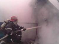 Incendiu provocat, la o gospodărie din Solca