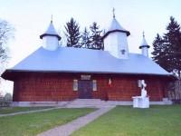 Înălţarea Domnului, praznicul bisericii parohiei Dărmăneşti I