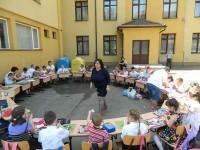"""Parteneri din România, Spania şi Cipru s-au întâlnit pentru a discuta despre educaţia """"outdoor"""""""