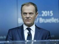 """Donald Tusk cere UE să renunţe la """"visele"""" privind integrarea europeană totală şi să treacă la combaterea euroscepticismului"""
