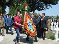 Ziua Eroilor, comemorată la Monumentul Eroilor din Cimitirul Pacea
