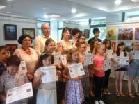 """Final de an şcolar pentru absolvenţii Şcolii Populare de Artă """"Ion Irimescu"""" Suceava"""