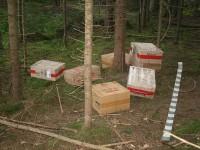Ţigări de 180.000 lei confiscate de poliţiştii de frontieră