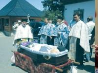 Ultimul drum al unei remarcabile personalităţi a Sucevei, Ion Siminiceanu