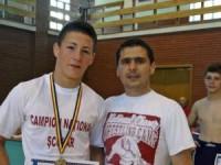 Sportivul Teodor Horătău va participa la Campionatul European pentru juniori I