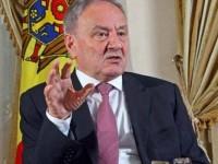 Convorbiri oficiale între preşedinţii României şi Republicii Moldova la Universitatea Suceava