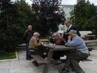 Cupa pensionarilor la tenis de masă şi şah