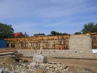 """Proiectul de restaurare şi modernizare a Bisericii """"Sfântul Simion"""" din Suceava şi a Turnului clopotniţă este în plină desfăşurare"""