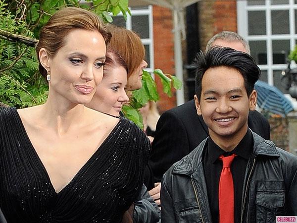 Angelina Jolie vrea ca fiul ei cel mare, Maddox, să conducă o fundaţie de caritate