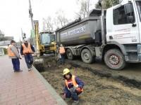 Inspecţia în Construcţii a dispus remedieri la asfaltările din cartierul George Enescu