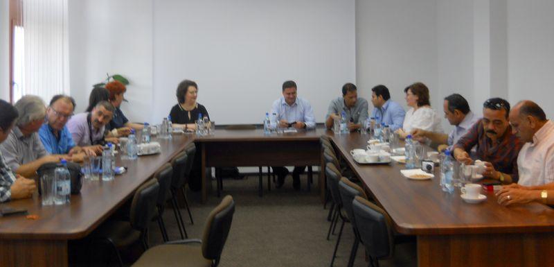 delegatie egipt