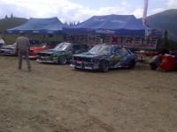 A treia etapă a Campionatului Naţional de Drift va avea loc pe drumul dintre Pojorâta şi vârful Rarău