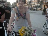 """Din nou """"Fustiţe pe bicicletă"""" la Suceava"""