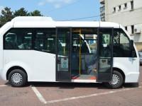 Alte cinci autobuze de capacitate mică, pe străzile Sucevei