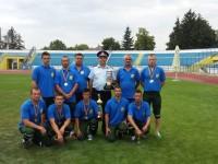 Titlul de campioni naţionali a reintrat în posesia pompierilor voluntari de la SVSU Brodina