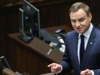 Noul preşedinte al Poloniei, Andrzej Duda, pledează pentru o prezenţă crescută a NATO în ţara sa şi în regiune
