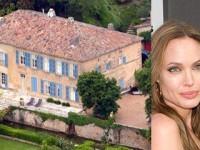Angelina Jolie şi Brad Pitt, bârfiţi de vecinii lor din sudul Franţei