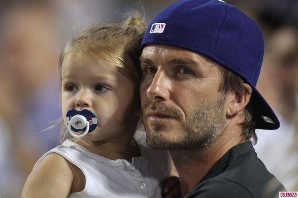 David Beckham reacţionează la criticile din presă conform cărora nu ar fi un bun tată