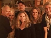 John Travolta şi Lady Gaga, invitaţi de Barbra Streisand la o petrecere