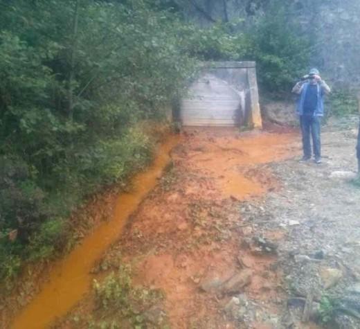 Evacuările portocalii de la Isipoaia, ţinute sub control