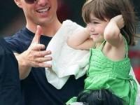 Tom Cruise nu şi-a mai văzut fiica de doi ani
