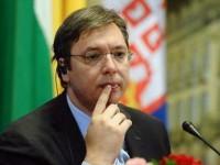 Premierul sârb a criticat lipsa de reacţie a UE faţă de gardul ridicat de Ungaria
