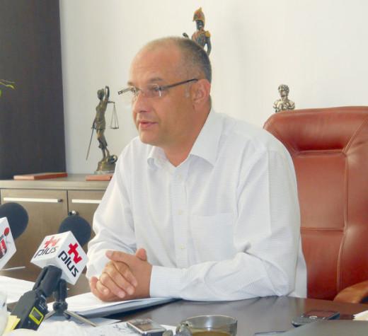 Deputatul Băişanu îi propune primarului Lungu să invite toţi factorii de decizie la o întâlnire pe marginea proiectului