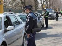 """""""Blocada"""" poliţiştilor lasă Suceava fără contravenienţi şi infractori"""