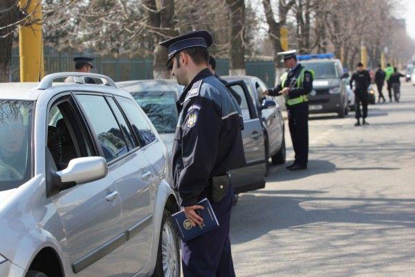 blocada politisti