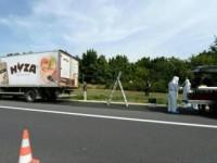 Aproximativ 50 de refugiaţi au fost găsiţi morţi într-un camion în Austria