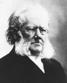 Doi vizionari:Henrik Ibsen şi Nicolae Manolescu