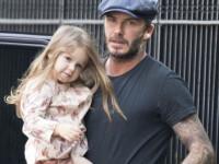 Harper, fetiţa lui Victoria şi David Beckham, vrea să fie fotbalistă