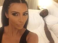 Kim Kardashian a trecut pragul de 45 de milioane de followers pe Instagram