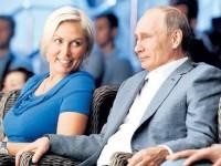 Zvonuri potrivit cărora Vladimir Putin ar avea o nouă iubită, o fostă campioană de box