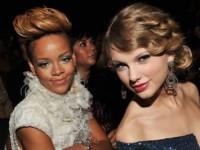 Rihanna consideră că ea şi Taylor Swift sunt prea diferite pentru a putea cânta împreună