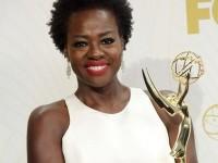 Viola Davis – prima afro-americană laureată cu un premiu Emmy pentru cea mai bună actriţă de dramă