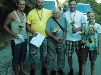 Opt titluri de campioni pentru sportivii de la CSTA Suceava
