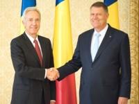 Noul ambasador al SUA la Bucureşti i-a prezentat preşedintelui Iohannis scrisoarea de acreditare