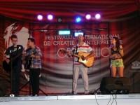 """Patru seri de muzică la Festivalul """"Fălticeni Folk"""""""