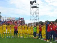 Naţionala de minifotbal a României a cucerit al şaselea său titlu consecutiv de campioană europeană