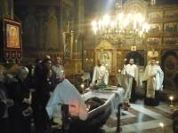 Poetul Ion Cozmei a fost înmormântat