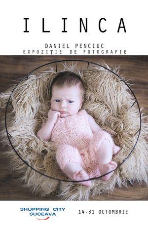 """""""Ilinca"""", un nou capitol din viaţa (inclusiv de fotograf) lui Daniel Penciuc"""