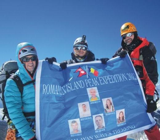 Expediţie românească de pionierat în Himalaya